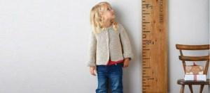 Τι μπορεί να επηρεάσει το ύψος ενός παιδιού