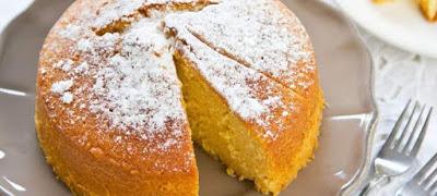 Εύκολη, πεντανόστιμη βασιλόπιτα κέικ με πορτοκάλι του Βασίλη Καλλίδη