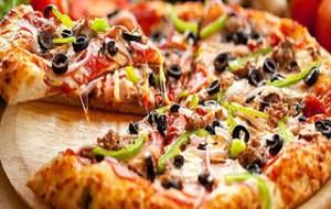 Αυθεντική ζύμη πίτσας, μόνο με 4 υλικά!