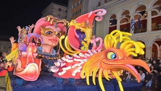 Ξεκίνησε το πατρινό καρναβάλι