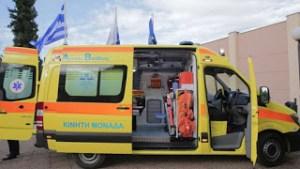 Παραδόθηκαν στο ΕΚΑΒ Θεσσαλονίκης 20 ασθενοφόρα από τον TAP