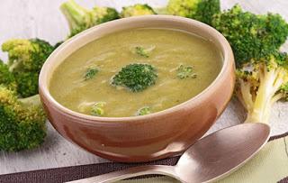 Σούπα μπρόκολου