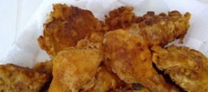 Τηγανητό κοτόπουλο πανέ