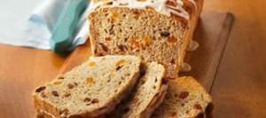 Γλυκό ψωμί με φρούτα