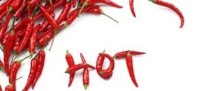 Πολλές καυτές πιπεριές περισσότερα χρόνια ζωής!