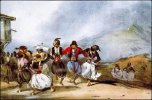 Η μάχη στο Χάνι της Γραβιάς (8 Μαϊου 1821)