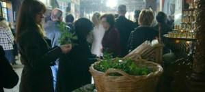 Κυριακή των Βαΐων σήμερα: Τα βάγια, το ψάρι και η έναρξη της εβδομάδας των Παθών