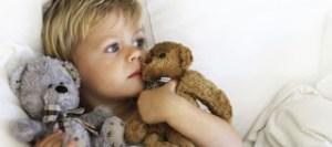 Προσκόλληση παιδιού σε αγαπημένο αντικείμενο