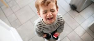 Όταν το παιδί εκδηλώνει τα συναισθήματά του με φωνές