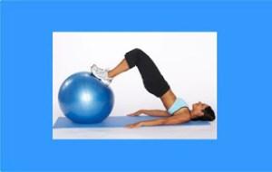 Σφιχτοί γλουτοί ΤΩΡΑ! Πάρε μια μπάλα γυμναστικής και κάνε τις εύκολες ασκήσεις με τα γρήγορα αποτελέσματα