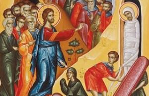 Read more about the article Σάββατο του Λαζάρου: Περιγραφή της εικόνας της ανάστασης του Λαζάρου