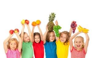 Η αξία των φρούτων στην ανάπτυξη του παιδιού