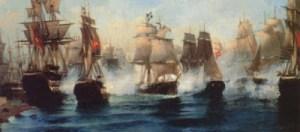 Οι μεγάλες ναυμαχίες της Επανάστασης του 1821