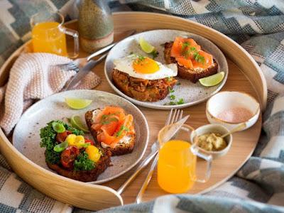 5 προτάσεις γρήγορων και γευστικών πρωινών