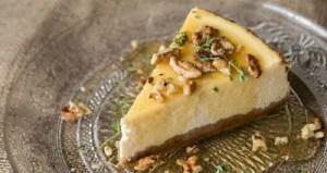 Read more about the article Ελληνικό cheesecake με γιαούρτι(Γλυκιά πρόταση για το Πάσχα)Άκη Πετρετζίκη