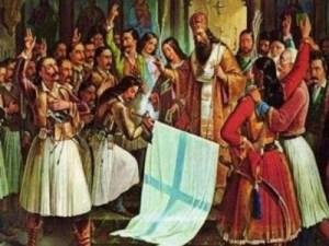 25 Μαρτίου 1821: Ο Θρύλος της Αγίας Λαύρας και ο Παλαιών Πατρών Γερμανός