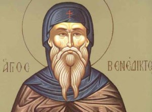 14 Μαρτίου: Η Εκκλησία μας τιμά τη μνήμη του Οσίου Βενεδίκτου του εκ Νουρσίας