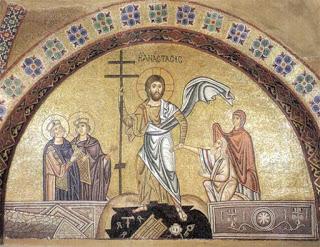Read more about the article Σ' όσους λοιπόν αποκαλυφθεί ο αναστημένος Χριστός…