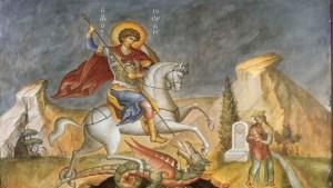 Εορτή του Αγίου Γεωργίου, Προστάτη του Ελληνικού Στρατού
