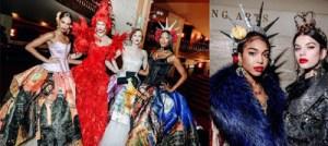 Μοναδικές δημιουργίες και glam παρουσίες στο Dolce & Gabbana Alta Moda 2018 στη Νέα Υόρκη