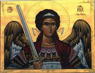 """""""Και τότε…ο Αρχάγγελος Μιχαήλ, ο Ταξιάρχης, στεκόταν πλάι μου!"""""""