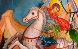 Πότε «πέφτει» φέτος η εορτή του Αγίου Γεωργίου;