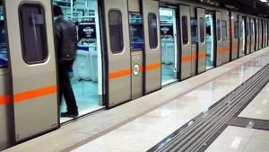 Μετρό: Κλείνουν πιλοτικά για λίγες ώρες οι πύλες σε σταθμούς