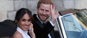 Περισσότερα tweets για τον γάμο Harry-Meghan από αυτόν του William και της Kate