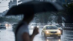 7/5/2018:Παραμένει άστατος ο καιρός με βροχές και καταιγίδες σε πολλές περιοχές