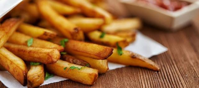 Read more about the article Επικίνδυνες οι τηγανητές πατάτες σύμφωνα με την Ευρωπαϊκή Ένωση