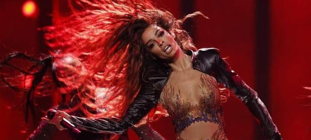 Read more about the article Eurovision: Δεύτερη θέση για την Ελένη Φουρέιρα και την Κύπρο [Bίντεο]
