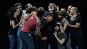 «Τίμων ο Αθηναίος» των Ουίλιαμ Σαίξπηρ και Τόμας Μίντλτον στο Θέατρο Rex