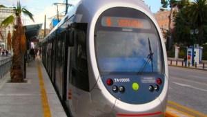 Μέχρι την Καλλιθέα οι συρμοί του τραμ σήμερα και αύριο από τις 22.15 έως τη λήξη των δρομολογίων