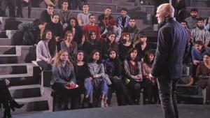 Εισαγωγικές Εξετάσεις στο Τμήμα Σκηνοθεσίας του Εθνικού Θεάτρου