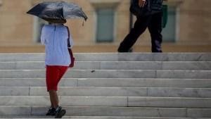Ο καιρός σήμερα: Τοπικές βροχές και σποραδικές καταιγίδες