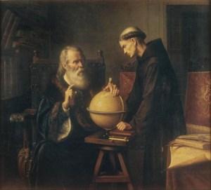 Γαλιλαίος: «Και όμως,η Γη γυρίζει»