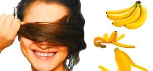 Η πιο θρεπτική μάσκα μαλλιών με μπανάνα