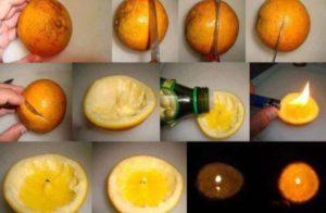 Φτιάξτε οργανικό αρωματικό ρεσό… από πορτοκάλι!