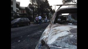 Έντεκα τραυματίες από τις πυρκαγιές στην Αττική παραμένουν διασωληνωμένοι, όπως δήλωσε ο διοικητής του Εθνικού Κέντρου Επιχειρήσεων Υγείας (ΕΚΕΠΥ)