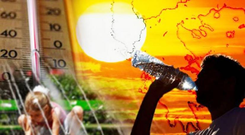 "Read more about the article ΕΜΥ: Αλλάζει ο καιρός τις επόμενες ώρες – Που θα ""χτυπήσει"" 37 βαθμούς"