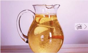 Read more about the article Νερό κανέλας με μήλο και λεμόνι για αδυνάτισμα: Τόσο υγιεινό!