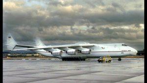 Στο Ελ.Βενιζέλος το μεγαλύτερο αεροπλάνο του κόσμου