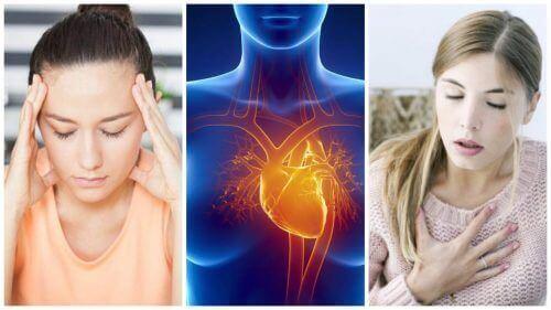 Read more about the article Καρδιακή προσβολή, τα 7 σημάδια που αγνοούν συχνά οι γυναίκες