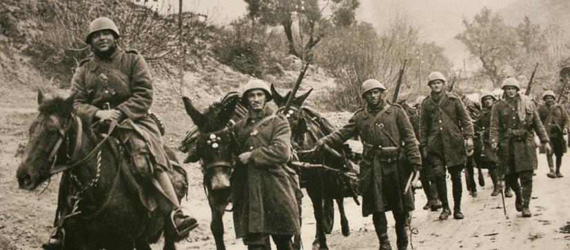 Read more about the article Έπος της Πίνδου: Οι «άγνωστοι στρατιώτες» που έπεσαν στο πεδίο της μάχης για την υπέρτατη θυσία – Δεν τάφηκαν ποτέ