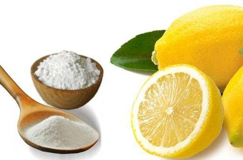 Θεραπεία με μαγειρική σόδα και λεμόνι και καταπολεμήστε τα σπυράκια