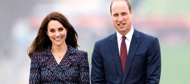 Το ταξίδι του πρίγκιπα William και της Kate Middleton στην Κύπρο!