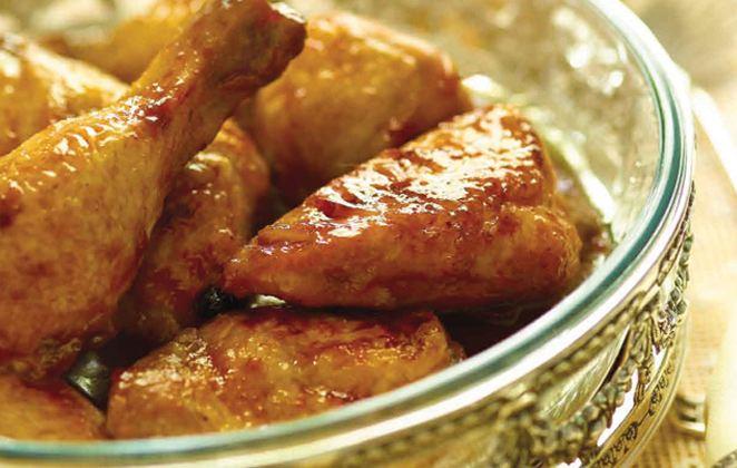 Κοτόπουλο με μέλι, ένας ξεχωριστός γευστικός συνδυασμός