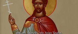Ποιος ήταν ο Άγιος Πλάτωνας;