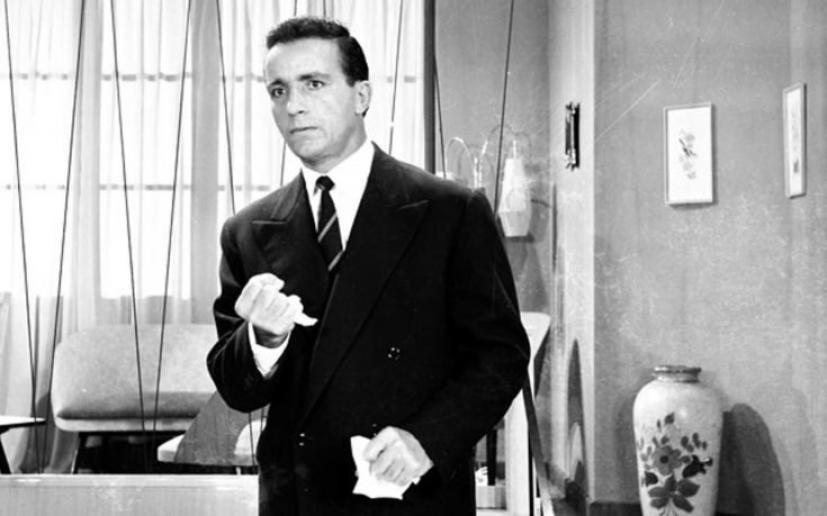 Ο «σκληρός» του ελληνικού κινηματογράφου που παραλίγο να γίνει ο Τζέιμς Μποντ
