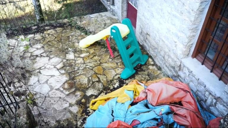 Read more about the article Υπο πλήρη εγκατάλειψη το σπίτι του «Χαμόγελο του παιδιού» στο Μεγάλο Χωριό Ευρυτανίας